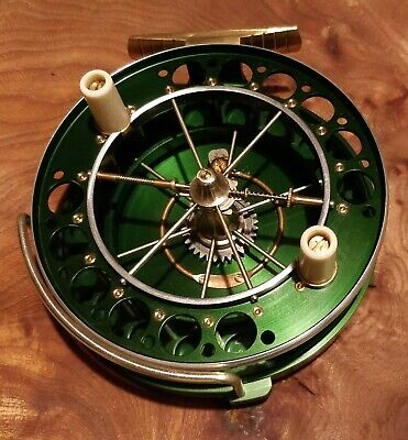 Garry Mills Perfection Angling Broadlands Perfection Centrepin Traditional Reel  • 649£