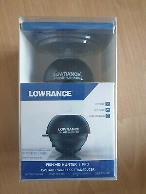 Lowrance Fish Hunter Pro / Castable Wireless Fishfinder • 75£