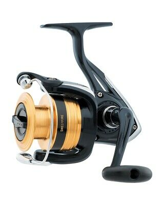 New 2021 Daiwa SWEEPFIRE Front Drag Spinning, Float, Feeder Fishing Reels • 23.95£