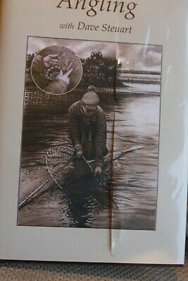 Angling With Dave Steuart. Fishing, Angling • 10£