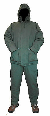 Benelle All Weather Thermal 'Soft Touch' Waterproof 2 Pce Suits Sizes S-XXXL • 59.99£