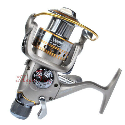 Sea Fishing Spinning Reel High Speed Free Spool 5.1:1 11BB 3000 Bass Pike Trout • 23.59£