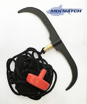 MDI Match Fishing 9  Double Weed Cutter With Or Without 5m Lanyard • 5.95£