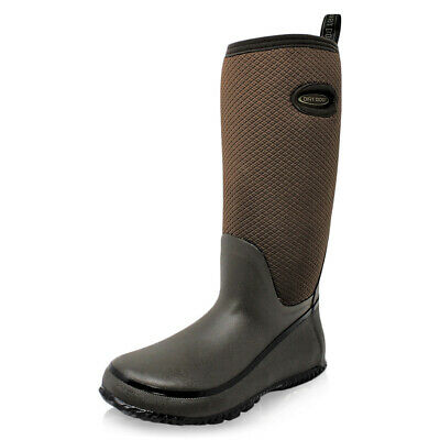 Dirt Boot® Rip-Stop Neoprene Wellington Ladies High-Cut Muck Boots • 39.99£