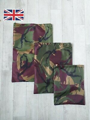 Uk. Geocache Drawstring Bag, Ripstop, Jungle Camouflage Bag,  Waterproof Fabric • 5.99£