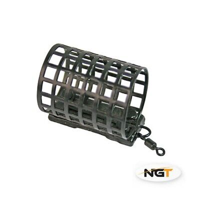 10 X Carp Coarse Match Barbel Fishing Tackle  Cage Metal Feeders 20g NGT • 7.25£