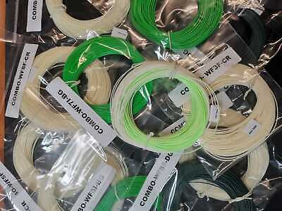 NEW Combo Fly Lines. Crazy Price. Over 1000 Sold. • 5.99£