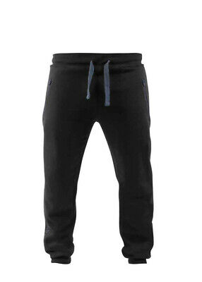Preston Innovations Black Joggers Tracksuit Bottoms All Sizes • 29.99£