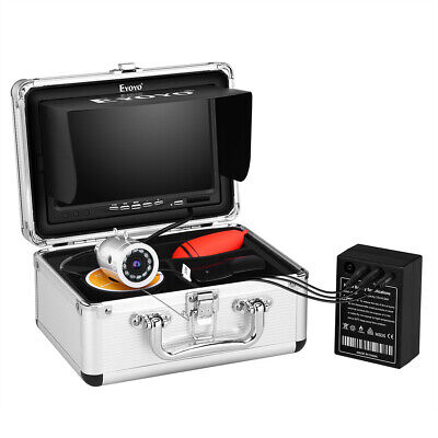 7  15/30/50M 8GB Underwater Fishing Camera Sunlight Readable Fish Finder For Ice • 179.16£