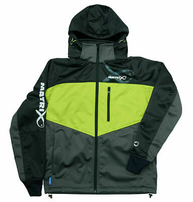 Matrix Wind Blocker Fleece Wind And Water Resistant Soft Fleece ALL SIZES • 69.99£
