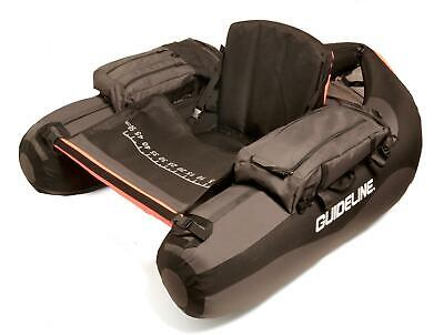 Bellyboat | Belly Boat | Float Tube GUIDELINE Drifter Kickboat • 262£