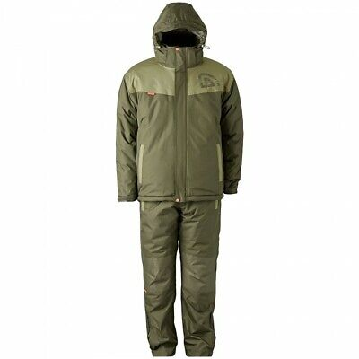 Trakker Core Multi Suit, Quilted Warm 3 In 1 Jacket + Salopettes. RRP £100 • 84.99£