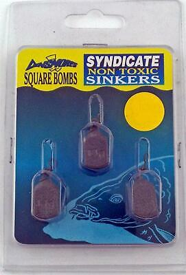 New Dinsmores Square Bombs 5/8Oz 3 Pack • 7.69£