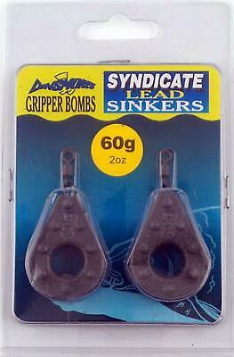 New Dinsmores 60G Gripper Bombs Pack Of 2 • 7.69£