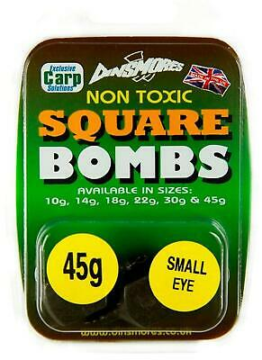 New Dinsmores Square Bombs Non Toxic 45G • 7.24£