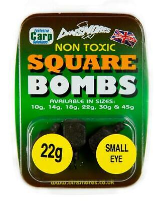 New Dinsmores Square Bombs Non Toxic 22G • 7.24£