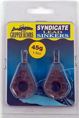 New Dinsmores 45G Gripper Bombs Pack Of 2 • 7.69£