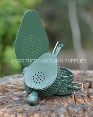 Dinsmores Tear Drop Bait Dropper / Coarse Fishing 2 SIZES AVAILABLE • 12.55£