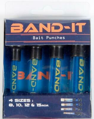 New Bandit Band It Set Of 4 Bait Punches • 9.50£