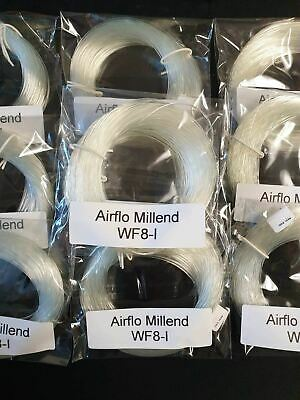Mill End Millend WF8 Clear Intermediate Fly Lines • 7.99£