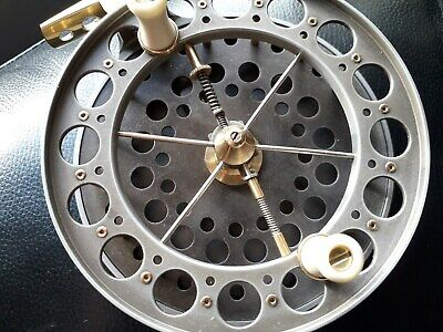 Aerial Centrepin.'The Chub Master' Reel By Garry Mills • 450£