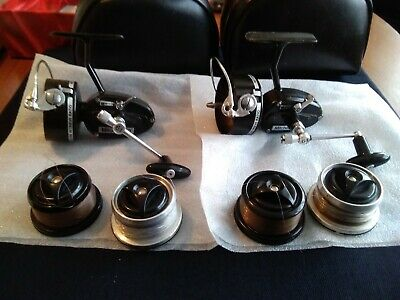 Pair Of Garcia Mitchell 810 Fishing Reels • 60£