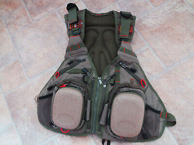 £89.99 Airflo Outlander Vest Backpack Combined Fly Fishing Kayaking Hiking • 21£