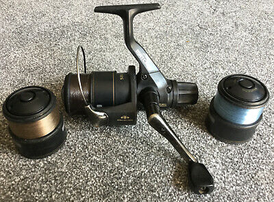 SHIMANO XT-7 MATCH Lll FISHING REEL WITH 2 EXTRA SPOOLS • 44.99£