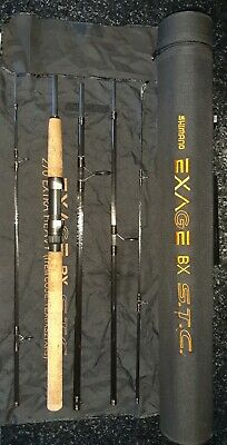 Shimano Exage BX S.T.C Travel Rod • 40£
