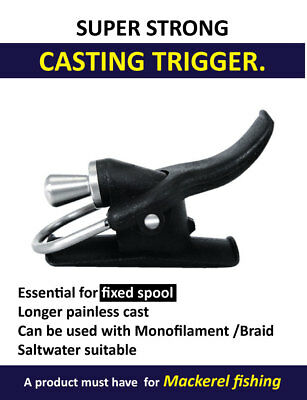 Breakaway Style Casting Cannon / Trigger • 5.99£