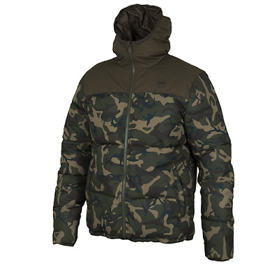 Fox Chunk RS Quilted Camo Jacket RRP £79 SIZE LARGE  • 69.99£