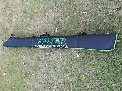 Maver Platinum System Holdall Takes 2 X Made Up Rods Match Fishing Luggage • 21£