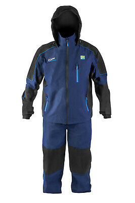 Preston Innovations DF Competition Waterproof Match Fishing Suit ALL SIZES • 134.99£