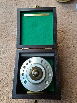 Bruce And Walker Salmon Fly Reel Sea Trout • 165£