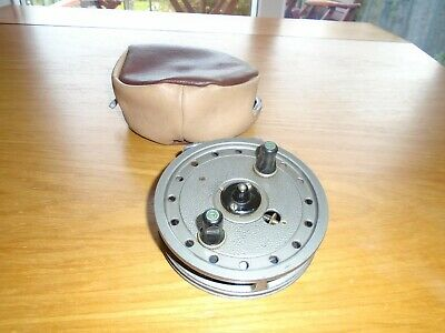 Centre Pin Fishing Reel J W Young & Son Rapidex Vintage Centrepin • 21£