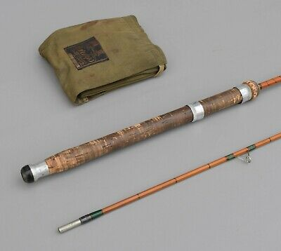 Hardy      The Wanless  6lb         7' - 0      Split  Cane Spinning  Rod   • 79.99£