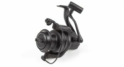 Nash Tackle NEW BP6 Fast Drag Baby Big Pit Carp Fishing Reel T2021 • 52.99£