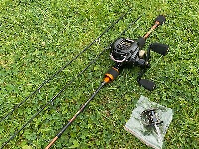 Ultralight BFS Fishing Rod And Reel Combo For PERCH / TROUT • 124.99£
