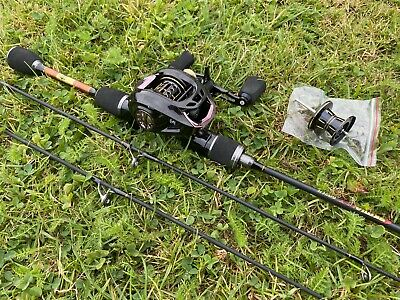 BFS Fishing Rod And Reel Combo Ultralight Fishing PERCH / TROUT • 124.99£