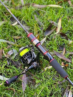 Ultralight Spinning / Lure Rod / Drop Shot Rod And Reel Combo (BFS STYLE) • 124.99£