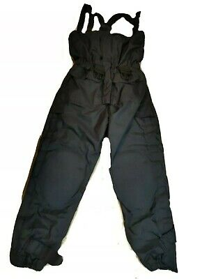 Upper Deck Crew Suit Swimmers Immersion Trousers Salopettes Size M • 40£