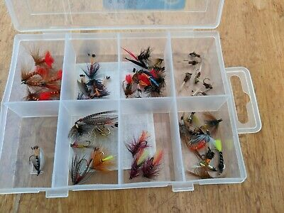 Trout Fly Selection • 2.50£