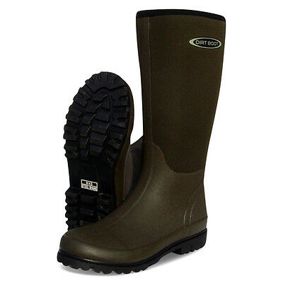 Dirt Boot® Neoprene Wellington Muck Boot Mens Womens Various Sizes • 49.99£