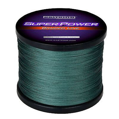 KastKing 137M-1000M 8LB-150LB 100% Super Dyneema PE Spectra Braided Fishing Line • 16.98£