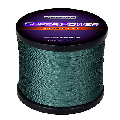KastKing Braided Fishing Line 137M-1000M 8-150lbs Super Dyneema PE Fishing Line • 16.98£