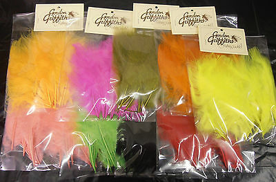GG Fly Tying Turkey Marabou Feathers - 20 Plumes  • 2.75£