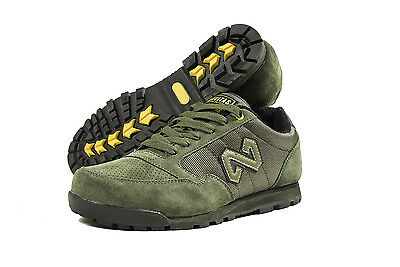 Navitas Xt1 Trainers - Green - Black / Camo - All The Sizes • 54.99£