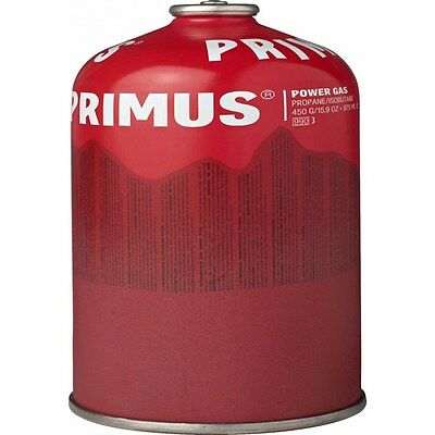 PRIMUS New 450g Power Gas Single OR Bulk Offer !! * Free Post * • 8.99£