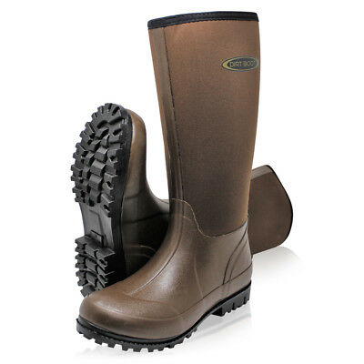 Dirt Boot® Neoprene Wellington Waterproof Muck Wellies Thermal Winter Boots • 49.99£