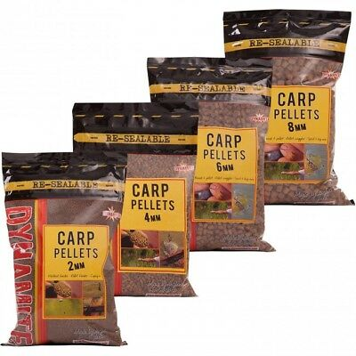 Dynamite Baits - Carp Pellets Low Oil - All Sizes Available • 5.25£
